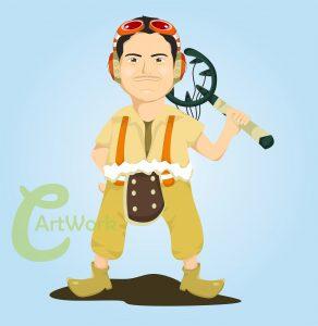 karikatur-usopp-cartoon-surabaya-onepiece