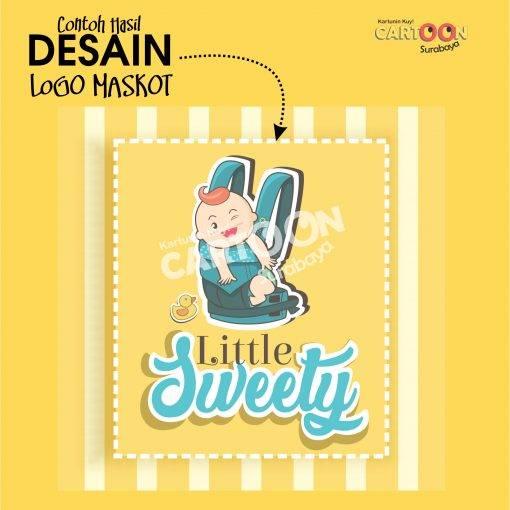 Jasa Desain Logo Olshop: Contoh Hasil Desain Simple Curriculum Vitae Tema