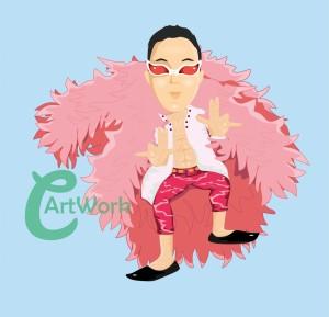 Cartton Surabaya Artwork